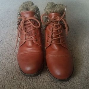 Cute and cozy boots
